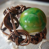 Green Bongo by streetseller on Etsy