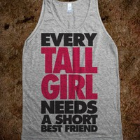 Athletic Grey Tank | Cute Gifts For Bffs Shirts