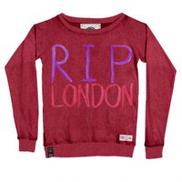 Riplondon Sweatshirt by Youreyeslie.com Online store&gt; Shop the collection