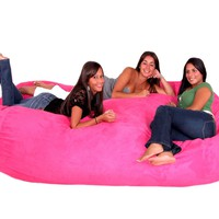 Cozy Sac Micro Suede Bean Bag Chair