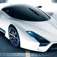 SSC Ultimate Aero II the Worlds Fastest Production Car