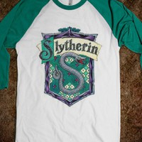 Slytherin Crest Harry Potter (baseball)