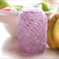 Mason Jar Cozies Pick Any 2 Colors