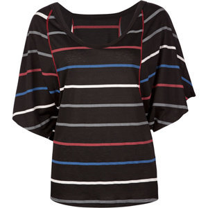 FULL TILT Exaggerated Raglan Womens Top 187186100 | tops | Tillys.com