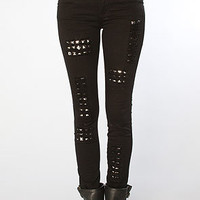 Tripp NYC The Rip Stud Jean : Karmaloop.com - Global Concrete Culture