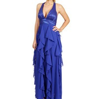 Dallas-Royal Blue Prom Dress
