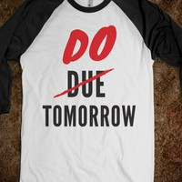 Do Tomorrow - Boss Badass