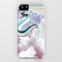 Haku (Spirited Away) iPhone Case by Erik Krenz | Society6