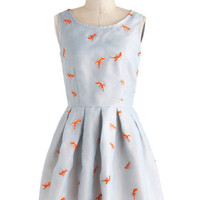 Good As Goldfish Dress | Mod Retro Vintage Dresses | ModCloth.com