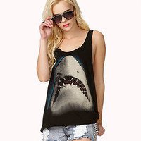 Shark Tank Top | FOREVER 21 - 2051946847