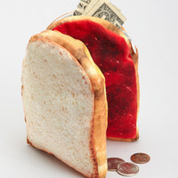 Peanut Butter &amp; Jelly Pouch | Yummy Pocket PB&amp;J Pouch