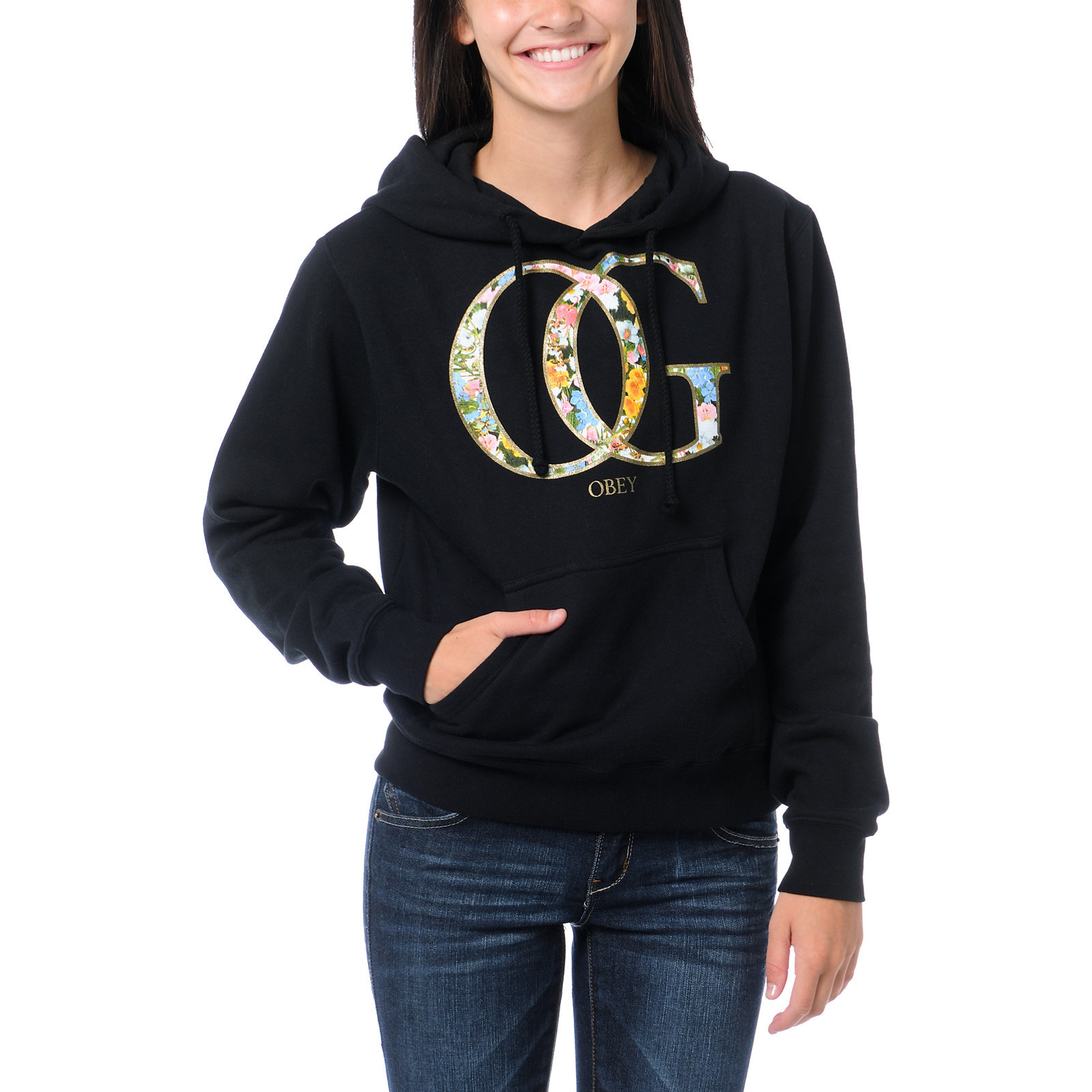 obey hoodies for girls wwwimgkidcom the image kid