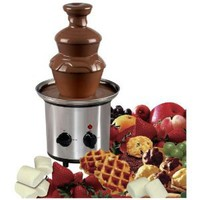Amazon.com: Maxam? Stainless Steel Chocolate Fountain: Electronics