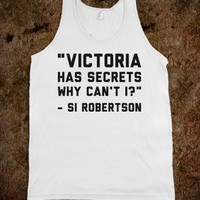 Victoria Has Secrets - Text First