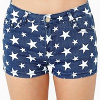 All Star Cutoff Shorts