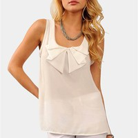 Spring Fling Top - White