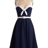 Sailing into the Sunset Dress