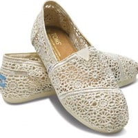 Natural Crochet Women&#x27;s Classics FREE Shipping | TOMS.com