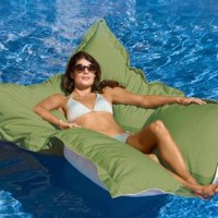 King Kai Floating Lounger (Gingko Green)