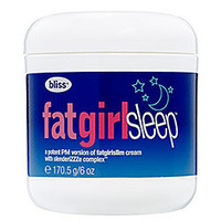 Bliss FatGirlSleep: Shop Cellulite & Stretch Marks | Sephora