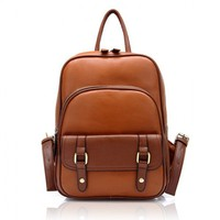 Vintage Street Style Backpacks for Women
