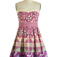 Stepping Out in Snowmass Dress | Mod Retro Vintage Dresses | ModCloth.com