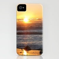 Sunset Half Moon Bay, California  iPhone Case by Kayla Gordon | Society6