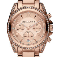 Michael Kors 'Blair' Chronograph Watch, 39mm | Nordstrom