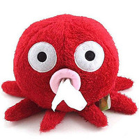 Cute Red Octopus Tissue Paper Box Holder