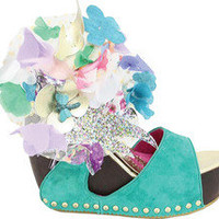 Irregular Choice Susie Spruce