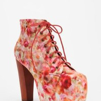 UrbanOutfitters.com &gt; Jeffrey Campbell X UO Floral Lita Boot