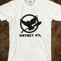 District 9 3/4 - ALL THE RANDOMS