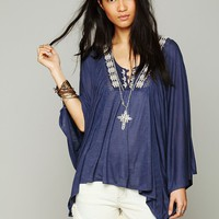 Free People Breathless Boxy Tee