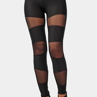 Spider Days Legging - Black