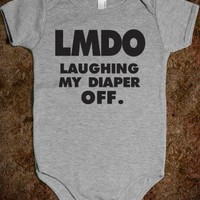LMDO Laughing My Diaper Off - Babys In The House