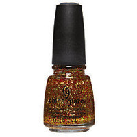 China Glaze - China Glaze The Hunger Games Specialty Colour Electrify