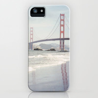 Golden Gate Bridge  iPhone Case by Bree Madden