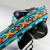 Navajo Style dslr camera strap