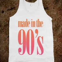 Made In The 90's (Tank) - External Tangent