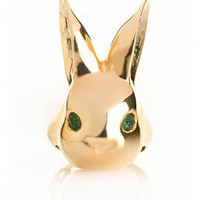 Me & Zena | Bright Eyes Rabbit Ring
