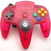 Pedrogames.com - Buy N64 Original Watermelon Controller - Nintendo 64