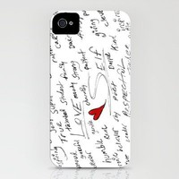 Words of Us - Love Self iPhone Case by Tim Davis | Society6