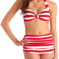 Snack Bar Beauty Two Piece | Mod Retro Vintage Bathing Suits | ModCloth.com