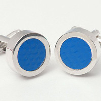 Yankee Stadium Outfield Wall Panel Cufflinks w/ Gift Bag