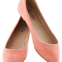 Defined the Scenes Flat in Coral | Mod Retro Vintage Flats | ModCloth.com