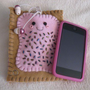 Poptart iPod Touch iPhone Case Droid Case Cover Cozy  by Keilantra