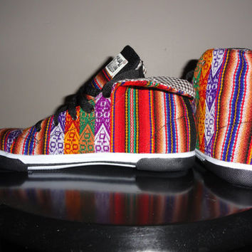NEGRA MACHA Inca Shoe by qttess on Etsy