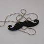 Mr Mustache Necklace