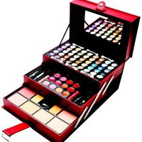 Cameo All In One Makeup Kit (Eyeshadow Palette, Blushes, Powder and More) Holiday Exclusive: Beauty