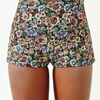 Painted Rose Shorts